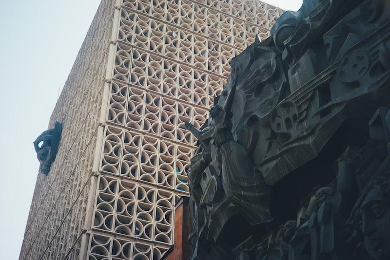 Soviet modernist architecture